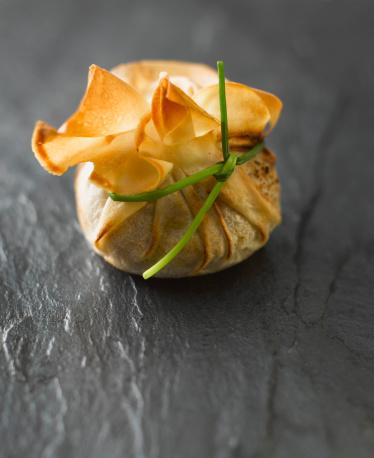 Aumoniere Camembert